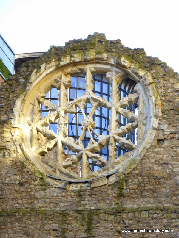 Winchester Palace Southwark