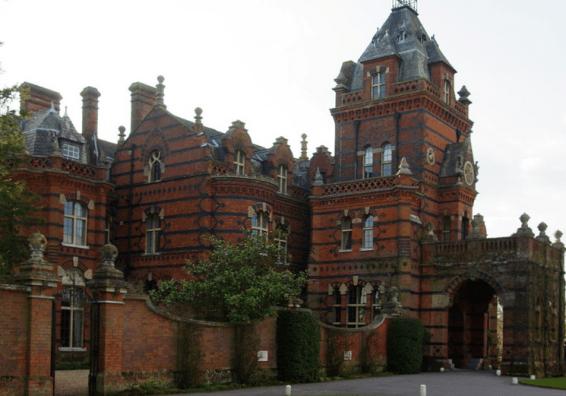 Elvetham Hall History