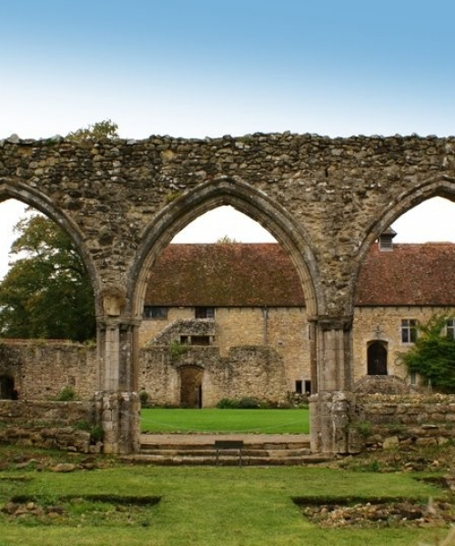 History of the New Forest Beaulieu Abbey