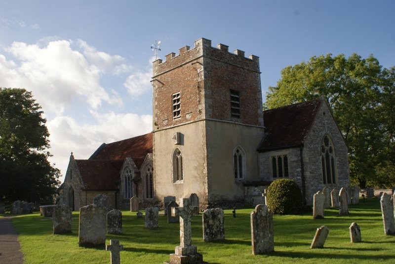 History of the New Forest Boldre Church