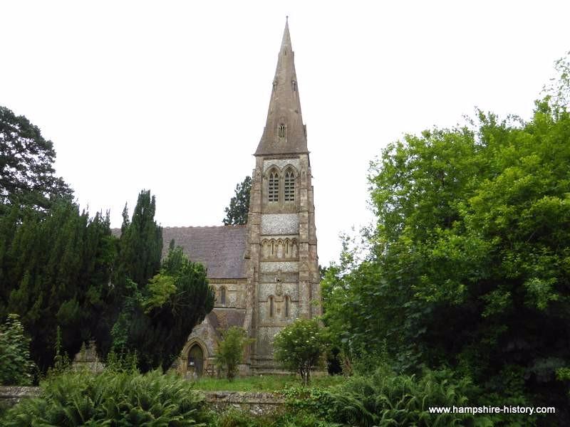 Holy Trinity Church Privett