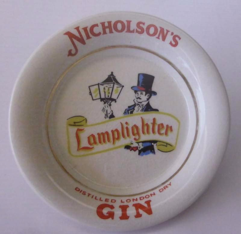 William Nicholson Gin and Lords Cricket