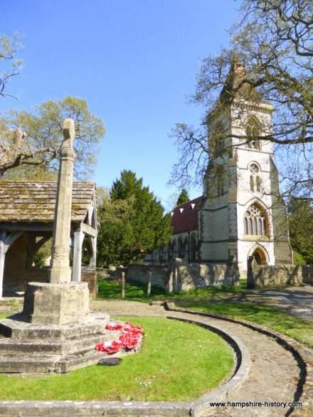 Blackmoor Church and War Memorial Cloister