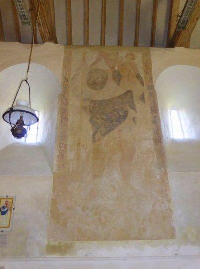 St Mary's church Tufton