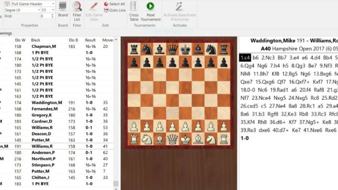 Chess Database