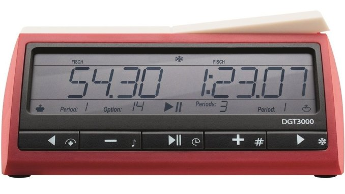 DGT3000 Chess Clock