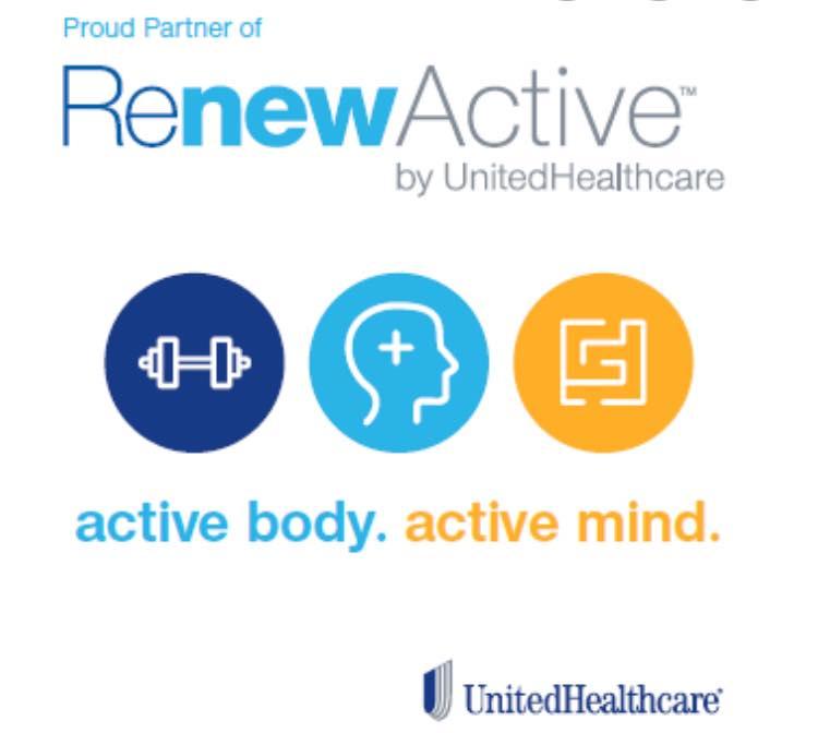 Renew-active-united-healthcare