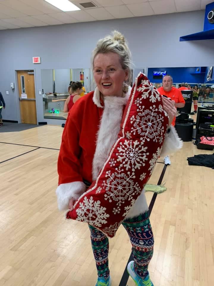 A Zumba Christmas at HHF