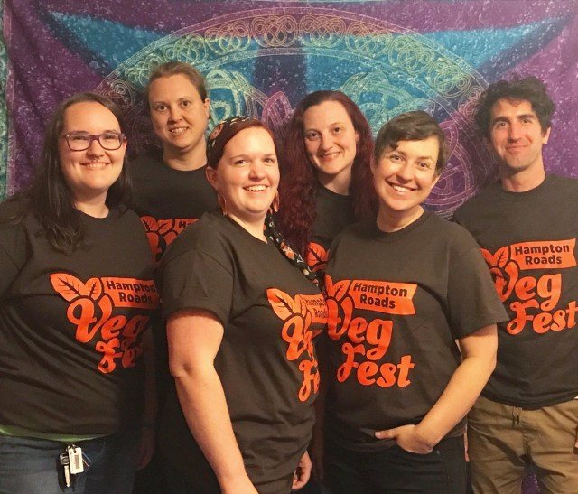 Hampton Roads VegFest Committee