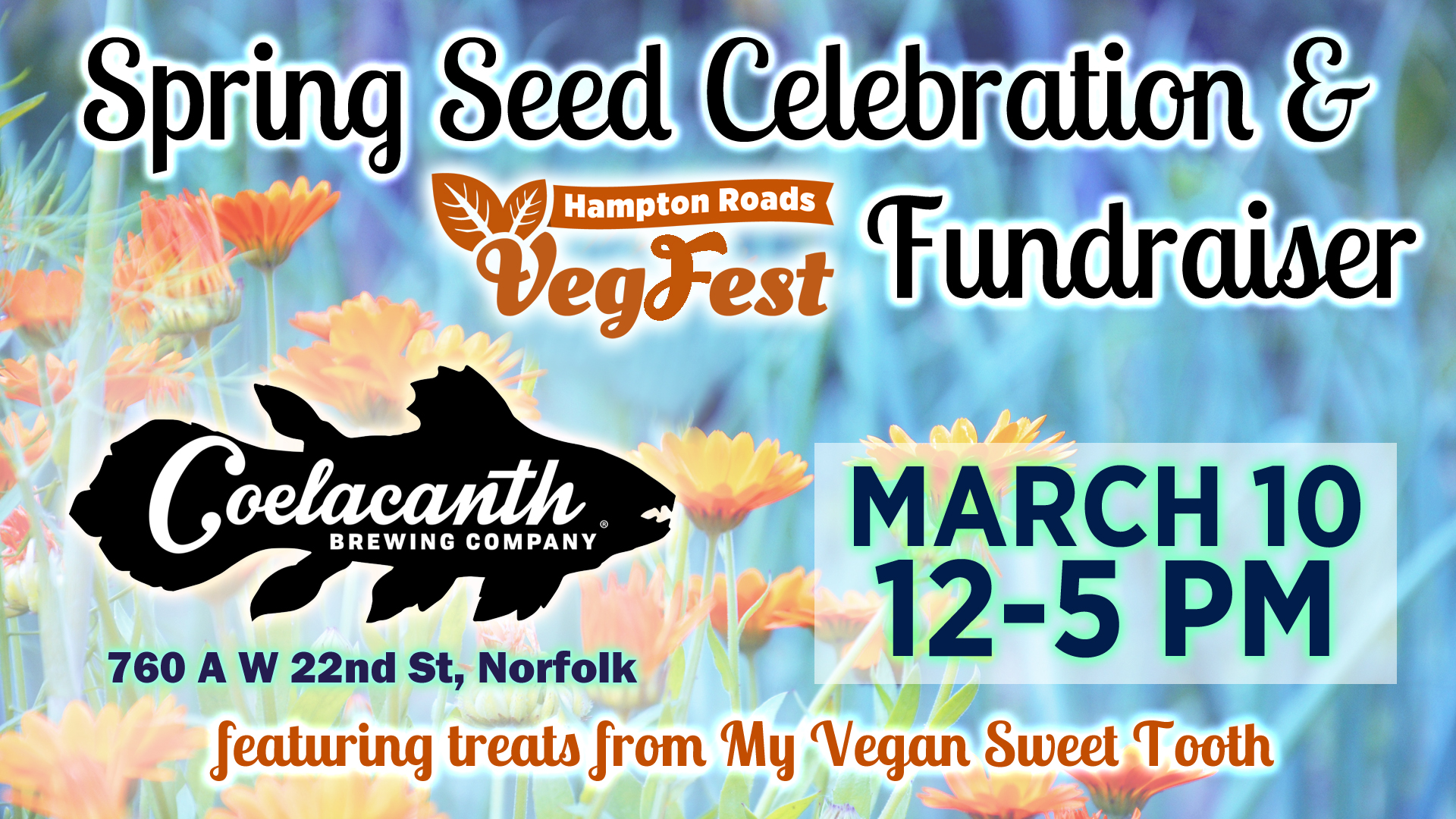 Spring Seed Celebration and Fundraiser!