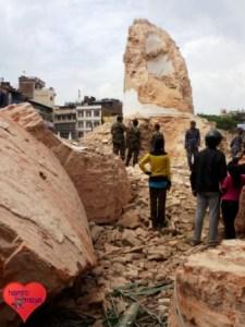 Vereinsmitglieder erzählen ihre Erfahrungsberichte vom Erdbeben