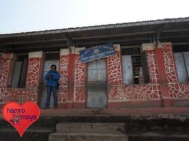 Shree Shanti Primary School in Ikudol