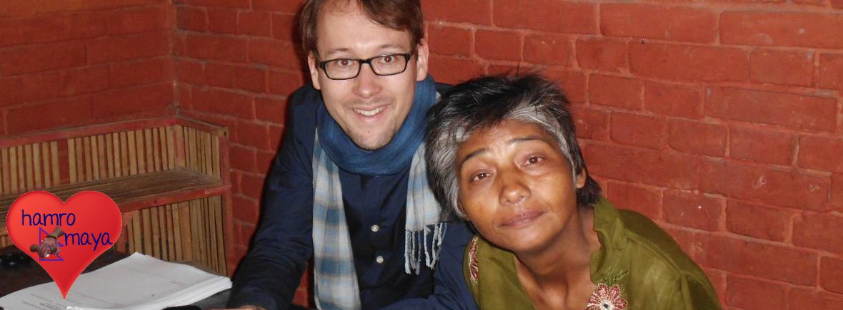 Julian @hamromaya-Nepal