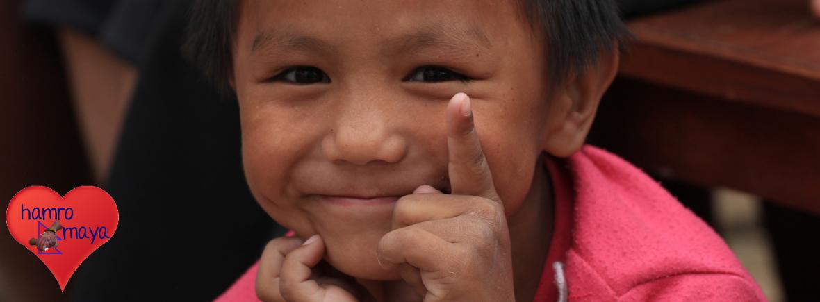 Der mein-Nepal-Shop spendet