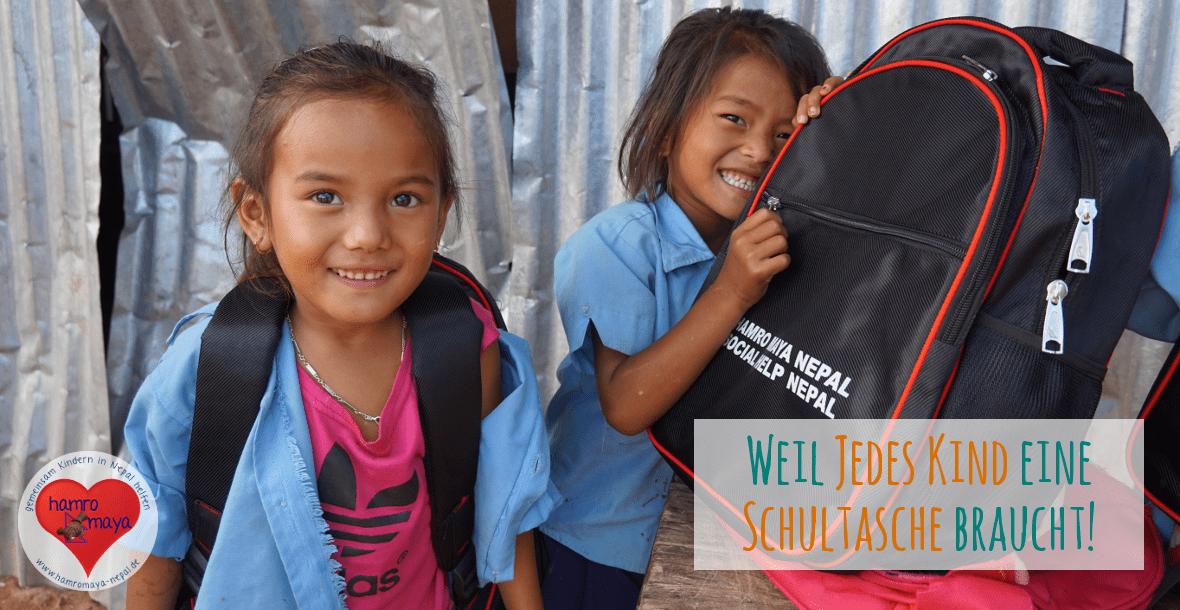 Eine Schultasche für jedes Kind