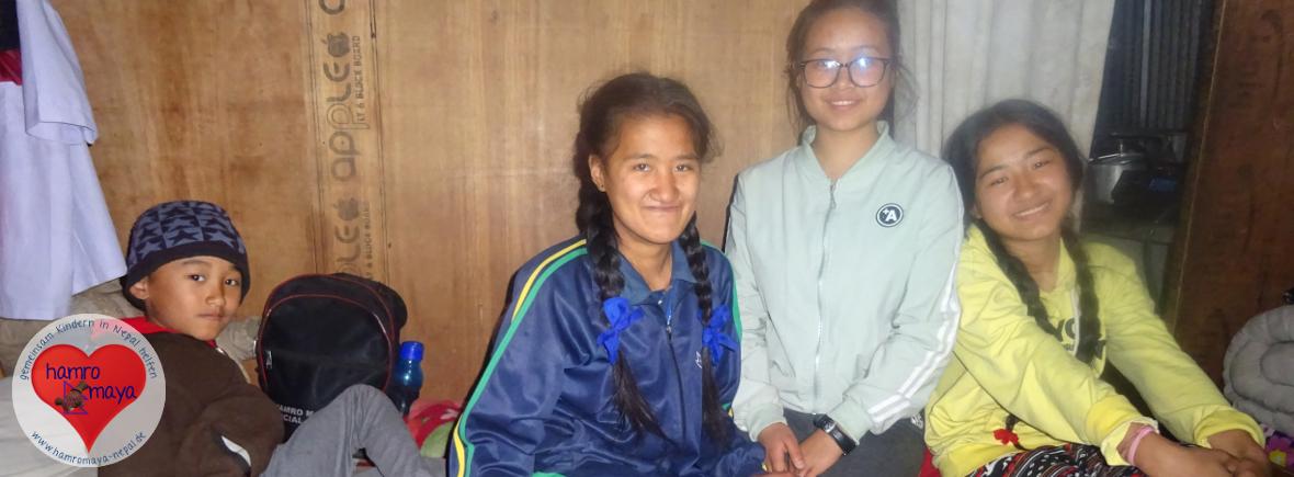 Patenschaft - Manita Lama