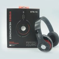 Beats STN 16 Bluetooth Headphone - Black