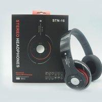 Beats STN 16 Bluetooth Headphone - Black