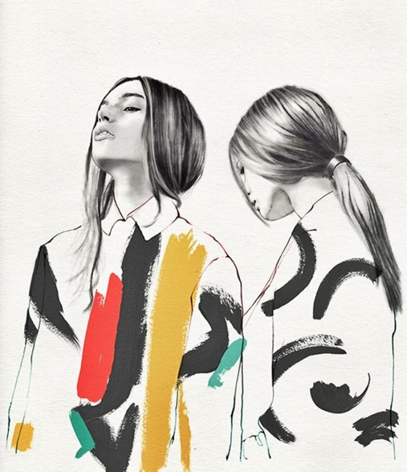 5 Must Haves in Fashion Illustration Classes   Hamstech Blog