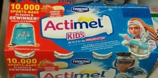 Danone Actimel Kids
