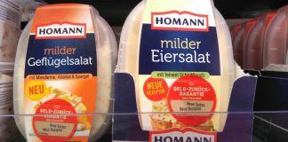 Homann Auf-Brot-Salat