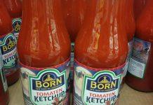 Born Ketchup