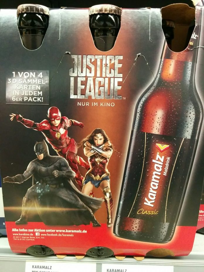 Karamalz - Justice League