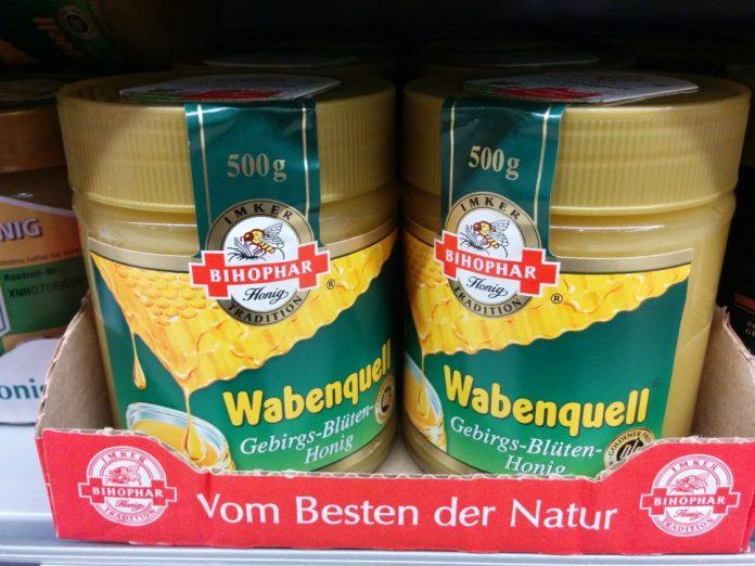 Biophar Wabenquell Honig