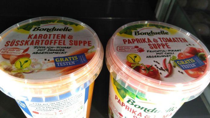 Bonduelle Suppe