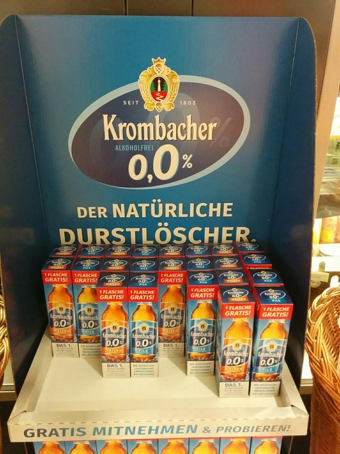 Krombacher Alkoholfrei 0.0 %