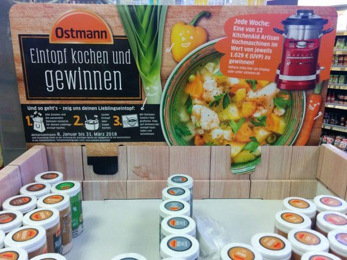Ostmann Gewürze - KitchenAid