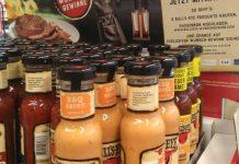 Bulls-Eye Longhorn BBQ Sauce