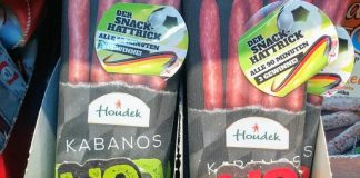 Houdek KS Kabanos Snacks