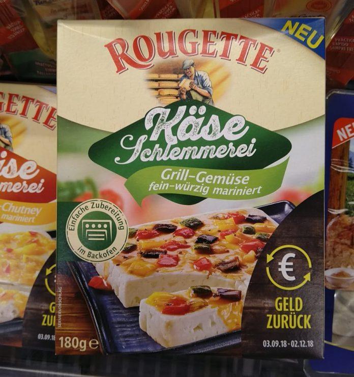 Rougette Käse-Schlemmerei