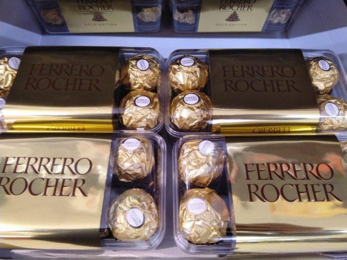 Ferrero Rocher - Verrückt nach Gold