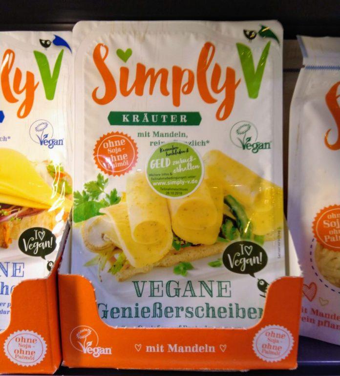 Simply V vegane Produkte