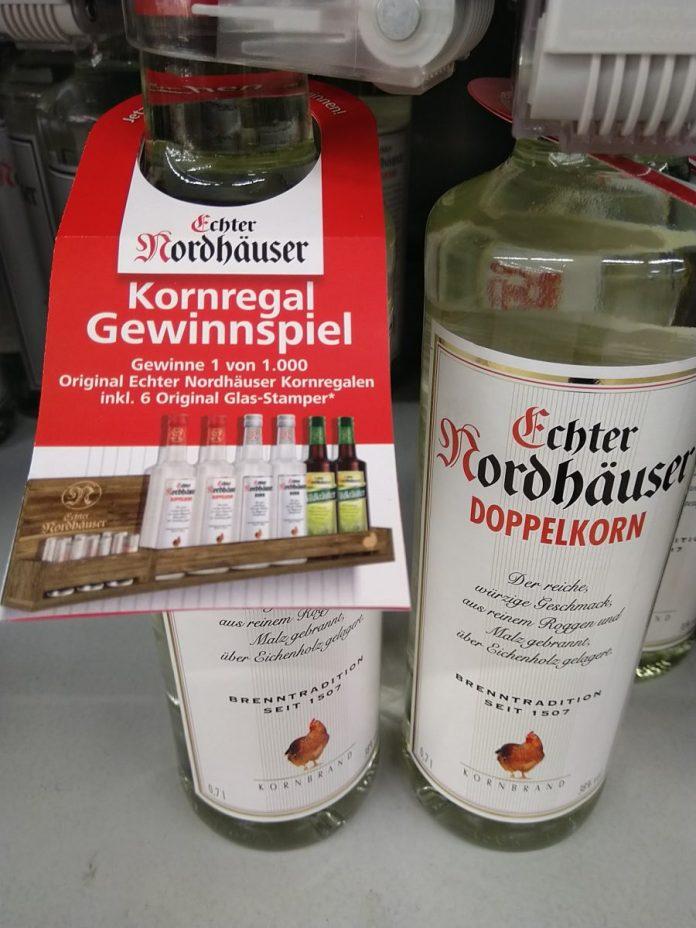 Echter Nordhäuser-Kornregal