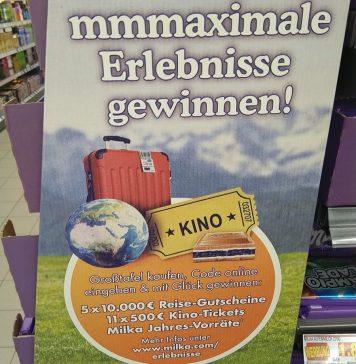Milka-Großtafel