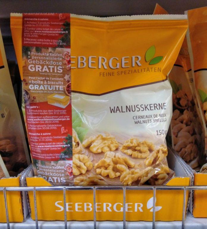 Seeberger-Gebäckdose