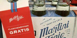 Martini e Tonic Flaschenöffner
