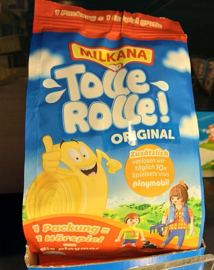 Milkana Tolle Rolle - Playmobil Playmos