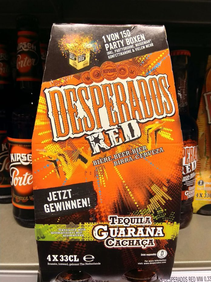Desperados Party-Box