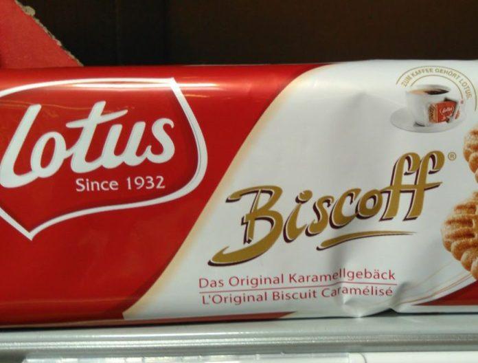 Lotus Biscoff Original Karamellgebäckeks