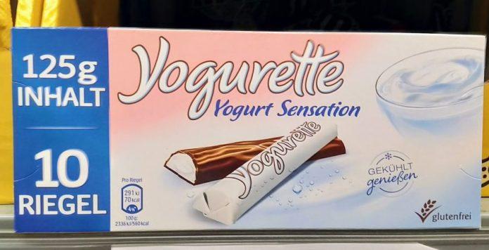 Yogurette Yogurt Sensation