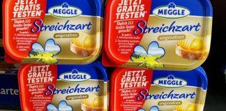 Meggle Butter Streichzart Ungesalzen