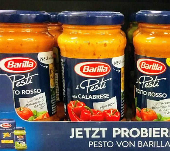 Barilla Pesto Grill
