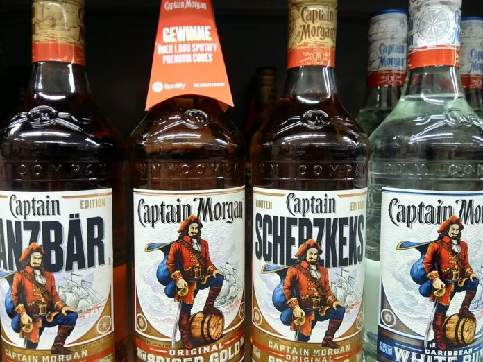 Captain Morgan Spotify
