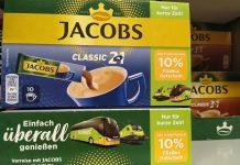 Jacobs Flixbus Rabatt Gutschein