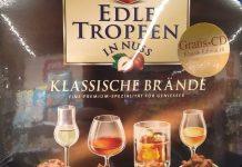 Edle Tropfen in Nuss - Klassik-CD Nr. 16