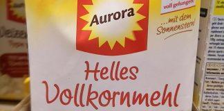 Aurora Helles Vollkornmehl